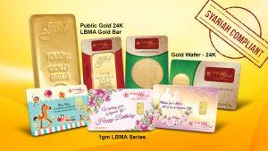 Cara beli emas PG
